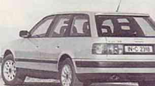 Audi Avant in Audi S4
