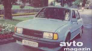 Škoda 130 GL