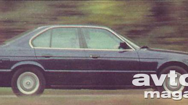 """BMW serije """"5"""""""