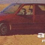 Peugeot 309, 205 GTi, Cabrio, Aut
