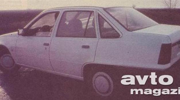 Opel Kadett limuzina