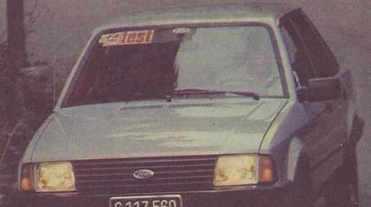 Ford Escort 1.6 D