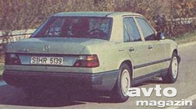 Mercedes-Benz 200 D do 300 E