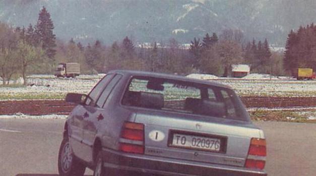 Lancia Thema 6V