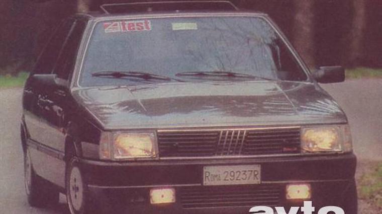 Fiat Croma Turbo i. e.