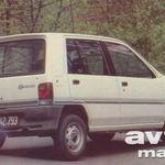Subaru Rex SDX