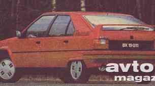 Citroën BX GTi