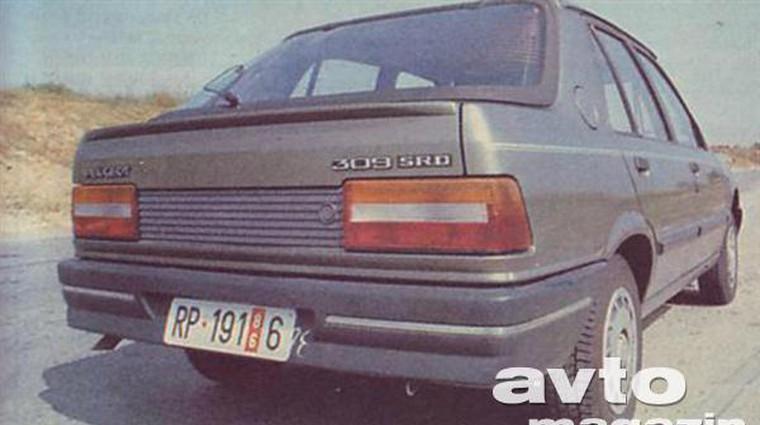 Peugeot 309 SRD
