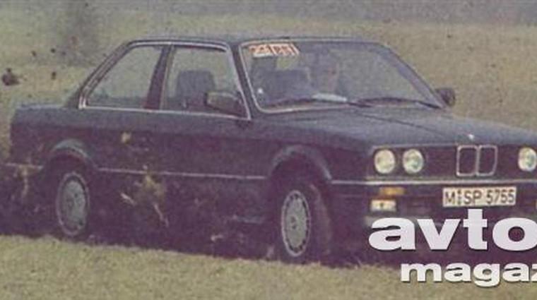 BMW 325i X