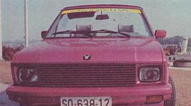 Yugo GV kabriolet