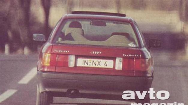 Audi 80 Turbo D