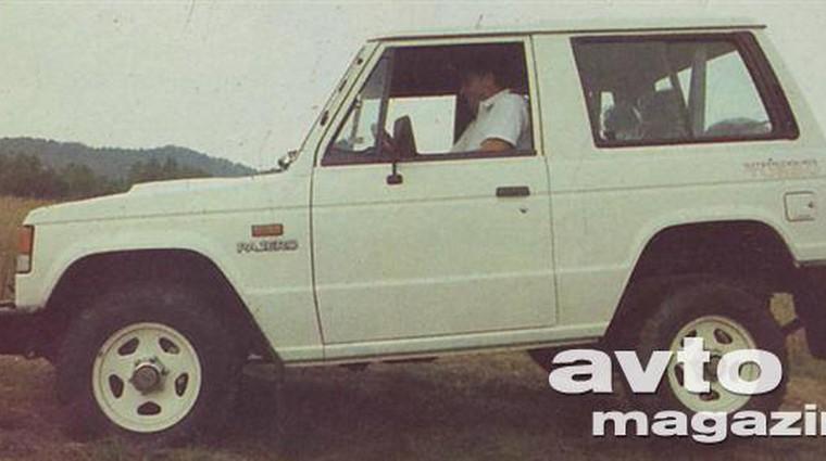 Mitsubishi Pajero TD