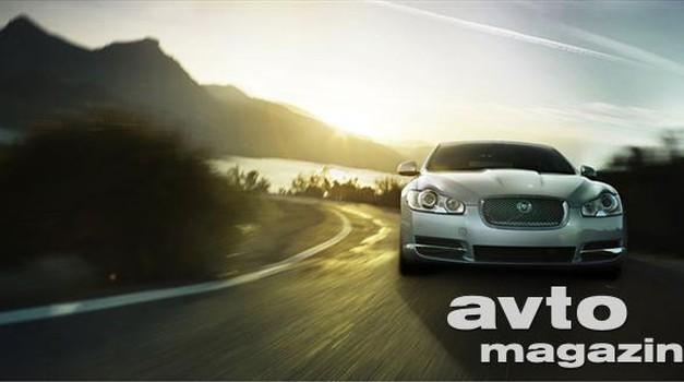 Jaguar XF postavlja standarde (foto: Jaguar)