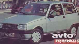 Lancia Y10 Seletronic