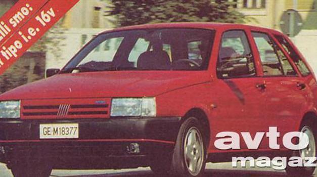 Fiat Tipo i.e. 16V