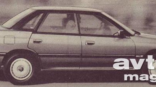 Subaru Justy in Legacy