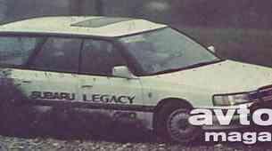 Subaru Legacy 2.2 GX 4WD