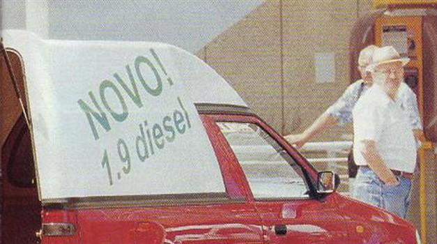 Škoda Pickup 1.9 D LX