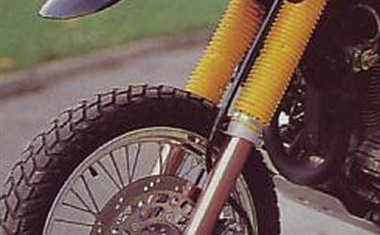 DR650SE fun bike