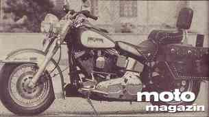Harley Davidson Heritage Softail 1340