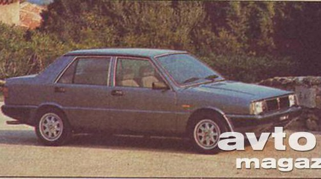 Lancia Prisma turbo ds