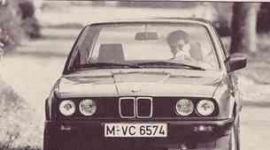 BMW 318i in 324 td