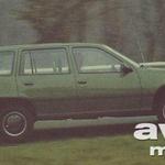 Opel Kadett 1,6 S caravan GL