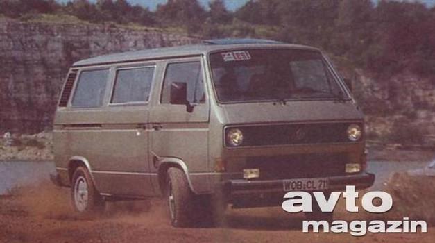 Volkswagen Caravelle GL