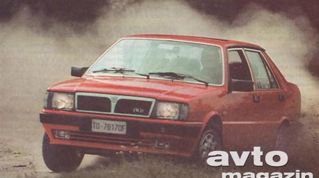Lancia Prisma 4WD