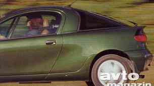 Opel Tigra 1.6 Rio verde