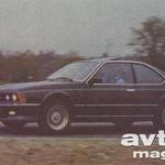 BMW M 635 CSi in M 535i