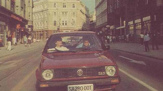 Volkswagen-TAS Golf JX