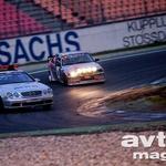 Twindrifte, kot sta jih lani v nemškem prvenstvu uprizarjala Grošelj in Gusenbauer, bodo gledalci v AM Drift pokalu premierno doživeli 29. 9. na dirkališču Raceland. (foto: Matej Grošelj, Kamera: Branco Grabovac)