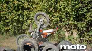 "Motokros, enduro in ATV ""Cross country challenge"""