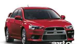 Vroča Micka - Mitsubishi Lancer Evolution X