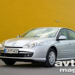 Renault Laguna: staro ime, nova zgodba (foto: Renault)