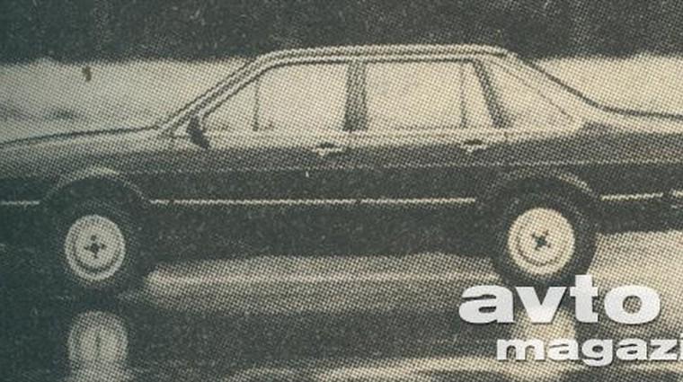 Volkswagen Santana TD