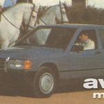 Mercecdes-Benz 190/190 E