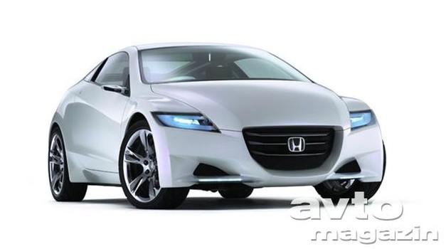 Honda predstavlja CR-Z in Puyo (foto: Honda)
