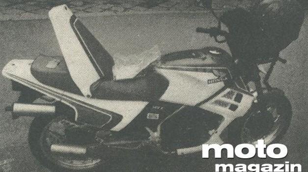 Honda MVX 250 F
