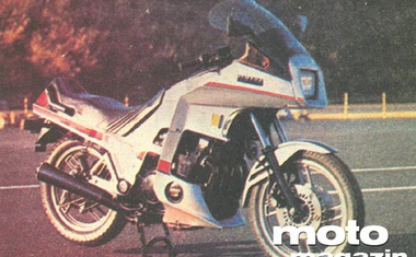 XJ 650 turbo