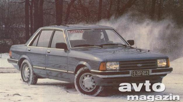 Ford Granada 2.3 GL