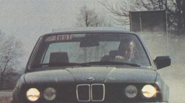 BMW 323 i automatic