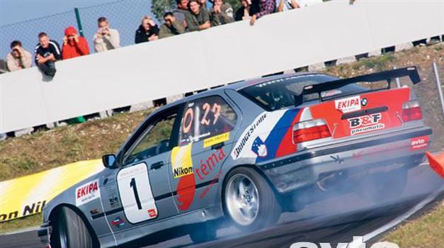 Tretja in četrta dirka AM drift pokala 2007 (foto: Saša Kapetanovič)