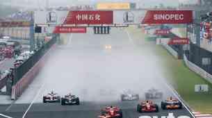 Formula 1: VN Japonske in VN Kitajske