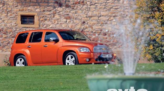 Chevrolet HHR (foto: Vinko Kernc)