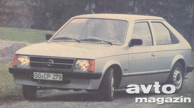 Opel Kadet 1,6 D