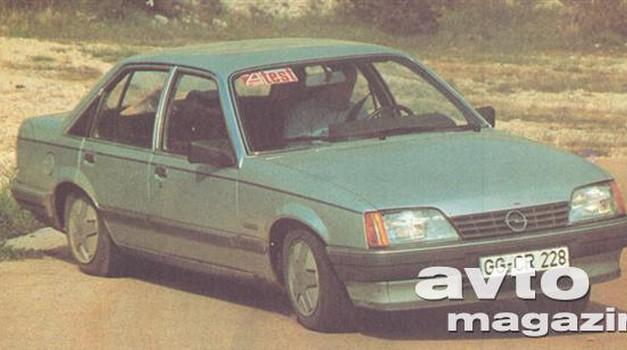 Opel Record 1,8 S