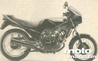 VT 250 F