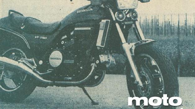 Honda VF 750 S